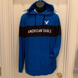 American Eagle Large Tall Hoodie